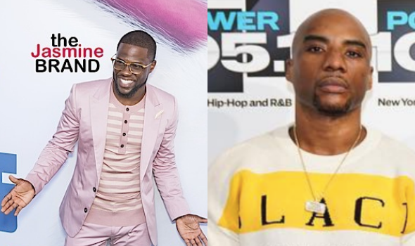 Kevin Hart & Charlamagne Sign Multi-Year Deal W/ Audible, Will Produce Content To Amplify Black Voices