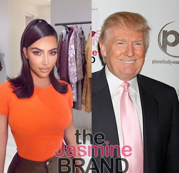 Kim Kardashian On Working With Trump To Help Prison Reform: Everyone Said, 'Don't You Dare Step Foot In That White House Or Your Reputation Is Done'