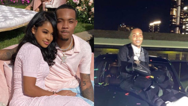 Rapper G Herbo's Girlfriend Taina Williams Gifts Him W/ Brand New Jeep & Rolex For His Birthday [WATCH]