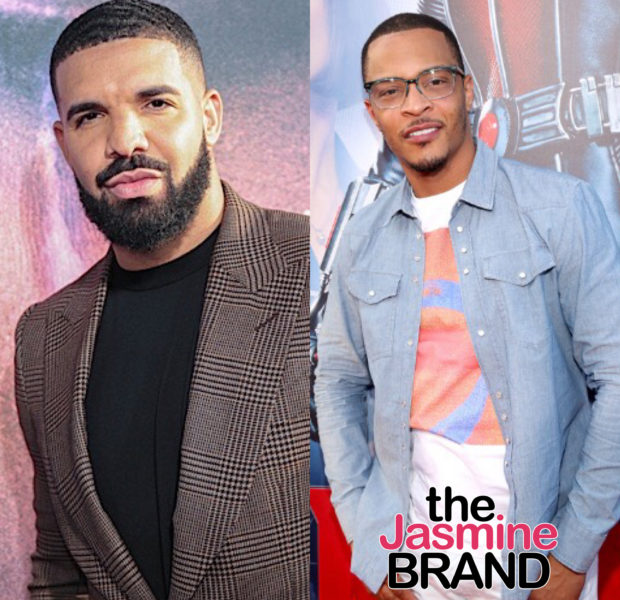 T.I. Confirms Drake Was Urinated On In New Song