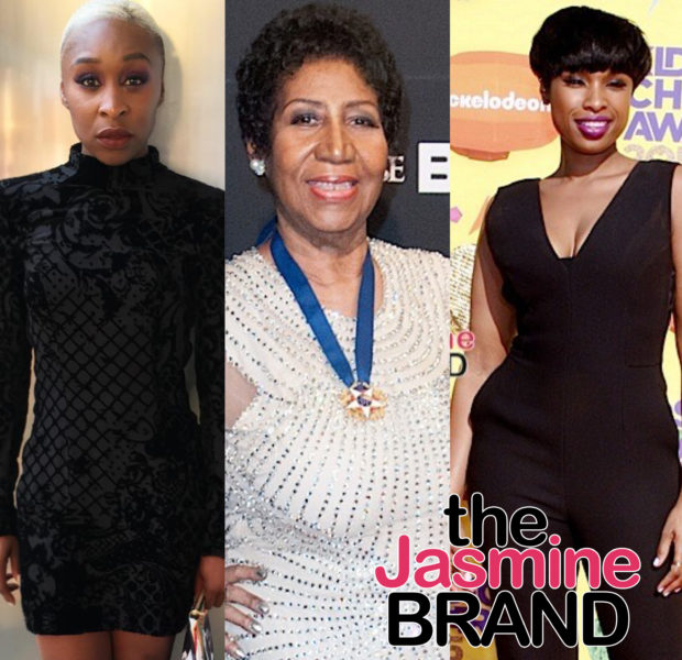 Jennifer Hudson, Who Is Playing Aretha Franklin In Biopic, Reacts To Cynthia Erivo Playing Late Singer In Separate Series: If It's Not A Film, It's Nothing