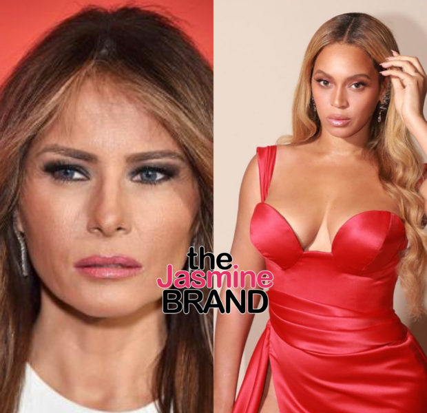 Melania Trump Was Surprised Anna Wintour Put Beyonce On The Cover Of VOGUE