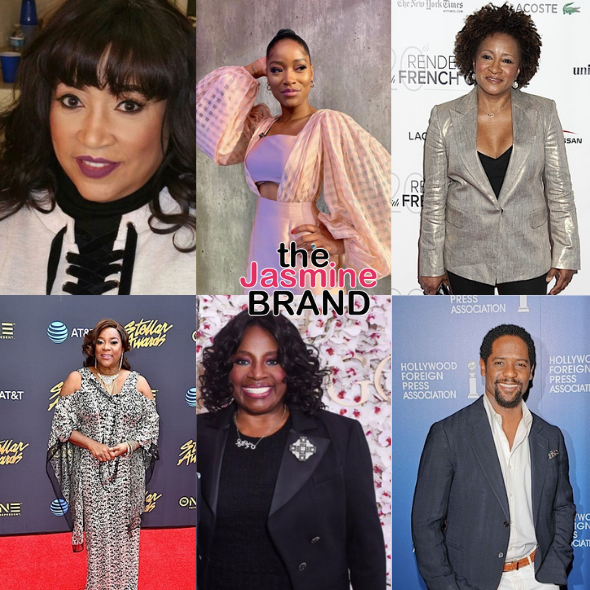 Jackée Harry Hosting '227' Table Read W/ Keke Palmer, Wanda Sykes, Loretta Devine, LaTanya Richardson-Jackson & Blair Underwood
