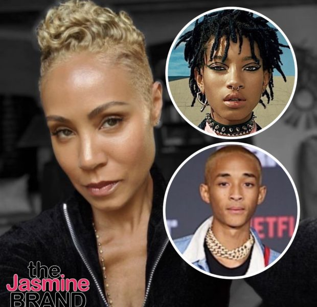 Jada Pinkett Smith Says She Was 'Mom Shamed' About Her Kids: I Got Shamed A Lot For Willow, But Jaden Was Hardcore