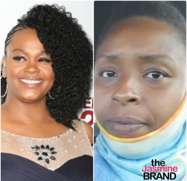 Jill Scott Posts A Cryptic Message Saluting Artists Who Were Slammed By Jaguar Wright