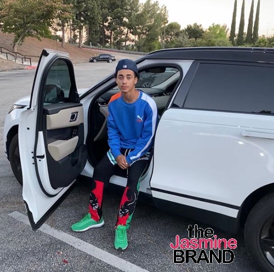 Solange Knowles' Son Julez Celebrates 16th Birthday! [VIDEO]