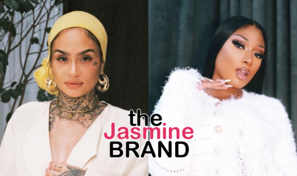 Kehlani Explains Why She Unfollowed Megan Thee Stallion: Instagram Is Toxic, I'm Unfollowing Everyone!
