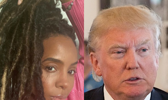 Kelly Rowland Doesn't Believe Donald Trump Has COVID-19: He's Clearly Lying, There's A Motive!