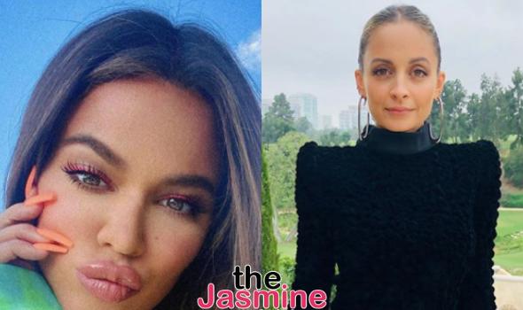 Khloe Kardashian Jokes That She Was Nicole Richie's Assistant '5 Faces Ago'
