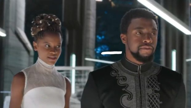 Letitia Wright Can't Imagine A Black Panther Sequel Without Chadwick Boseman: The Thought Of Doing It Without Him Is Kinda Strange