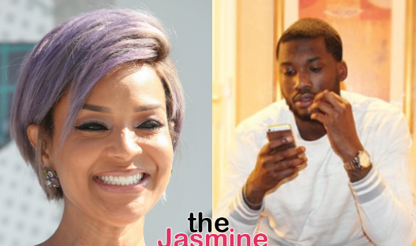 LisaRaye Considers Going On A Date With Meek Mill: Tell Him To Come Through!