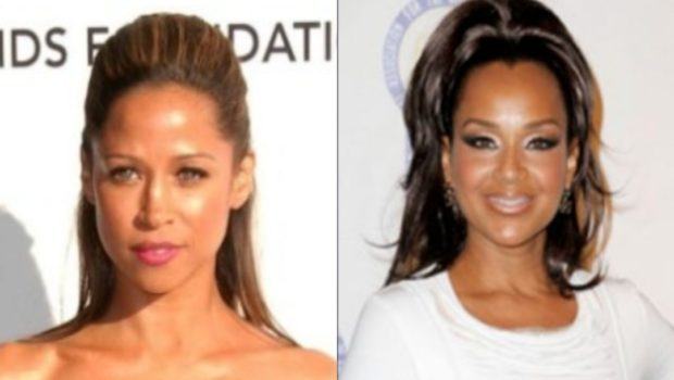 LisaRaye McCoy Recalls Explosive Argument With Stacey Dash While Filming 'Single Ladies', Says Stacey Showed Up To Set With A Security Team After Incident