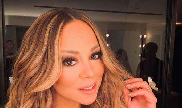 Mariah Carey Has Plans To Direct Her Own Biopic If Memoir Is Turned Into A Movie