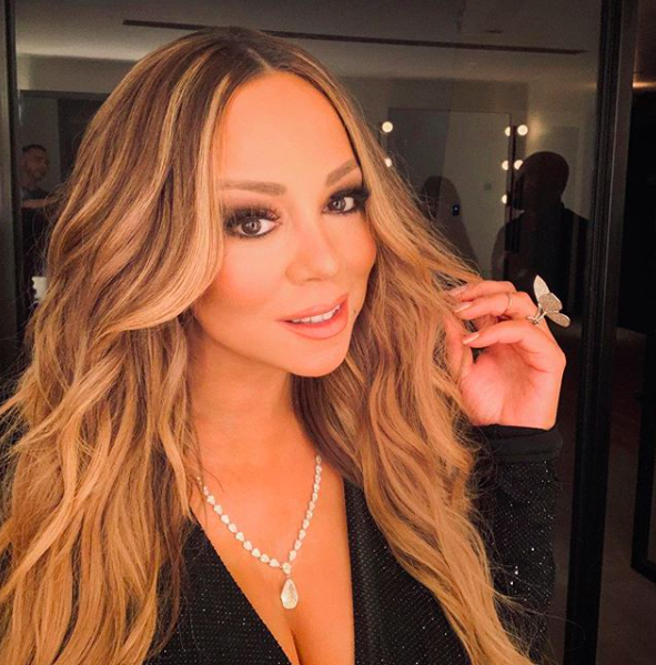 Mariah Carey Hints That Her Memoir Could Be Turned Into A Movie