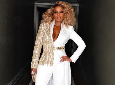 Mary J. Blige Says Black Community 'Will Be Stronger In The Future' Despite Dying 'At The Hands Of Police Or A KKK Man'