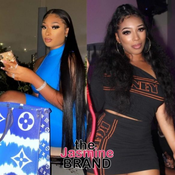 Megan Thee Stallion's Ex Best Friend Kelsey Nicole Lashes Out At Rapper, Releases Diss Track