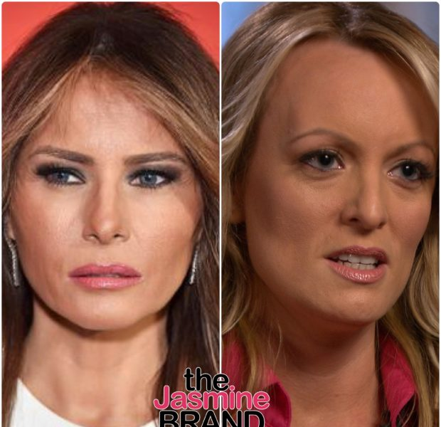 Stormy Daniels Responds To Melania Trump Calling Her A 'Porn Hooker': I'll Take That Over Being What You Are Any Day