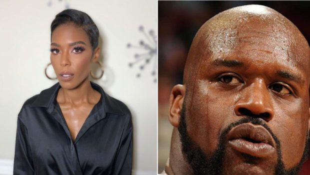 Moniece Slaughter Reveals She Once Dated Shaq: He Broke It Off Because I Was Asking Too Many Questions