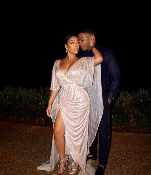 Nelly & Shantel Jackson Are 'Working Toward' Engagement, Rapper Says She's 'The One'