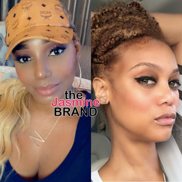 Nene Leakes Reacts To Tyra Banks Allegedly Wanting To Ban Her From 'DWTS': I Thought You & I Were Cool Girl