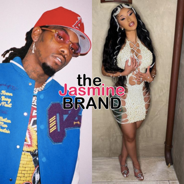 Cardi B Explains Why She Took Offset Back