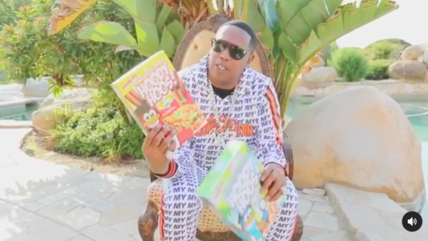 Master P Adds A New Cereal Called 'Hoody Hoos' To His Food Product Line