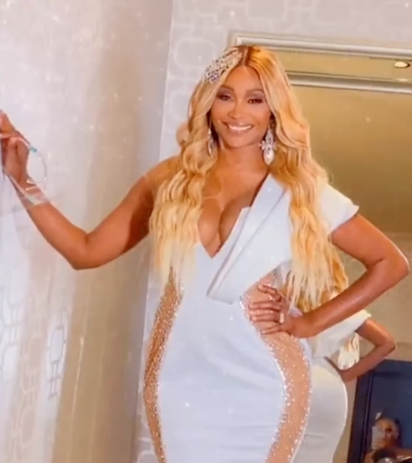 'Real Housewives Of Atlanta' Cameras Did Not Film Cynthia Bailey's Wedding