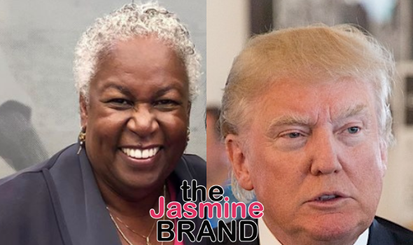 Jackie Robinson's Daughter Slam's Trump Campaign For Using Her Father's Image In Ad: We're Insulted & Demand It Be Removed!