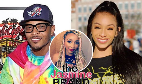 T.I. Is 'More Sensitive' Since Virginity Controversy W/ Daughter Deyjah Harris, Zonnique Pullins Says 'They're In A Good Place'