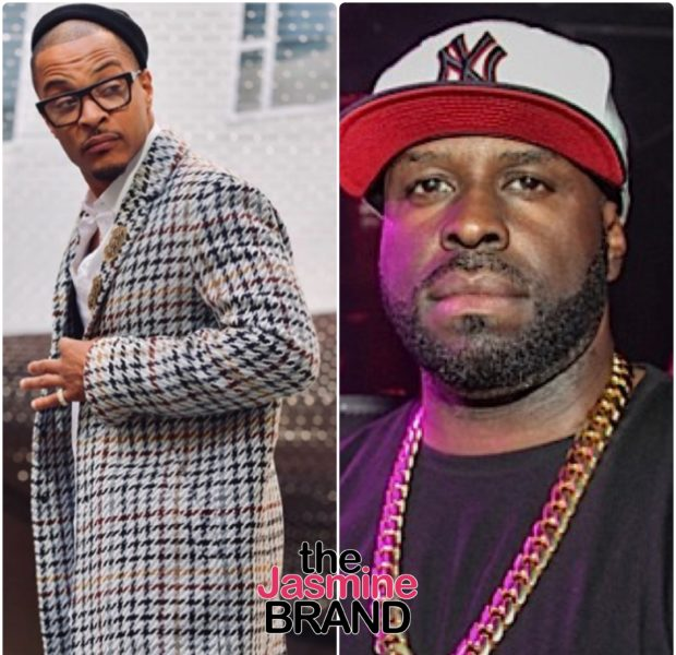 FunkFlex Calls Out T.I. For Working With Crime Stoppers & Testifying For Police: Informants Always Wanna Have A Voice