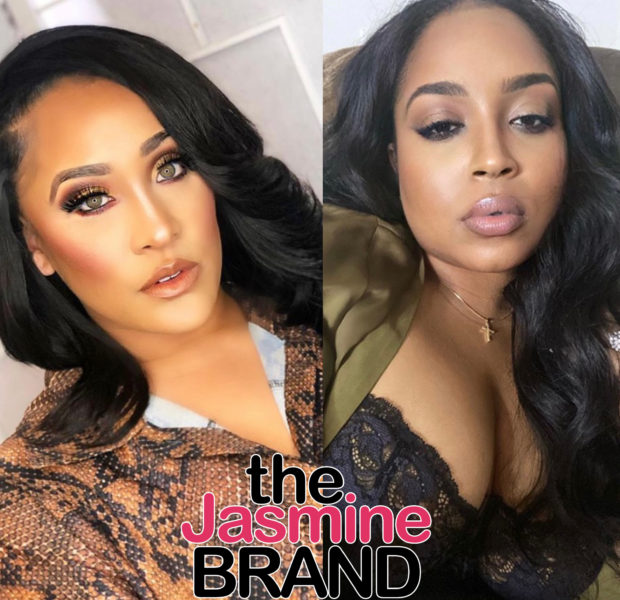 Former Bad Girls Club Stars Natalie Nunn & Tanisha Thomas Argue Over Upcoming Reunion Season