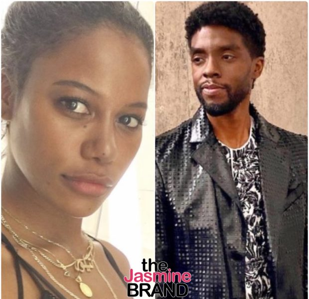 Chadwick Boseman's Co-Star Taylour Paige Says 'He Should Win An Oscar Just For Acting Like He Was Okay'