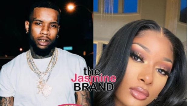 Tory Lanez's Dad Stands By Him After Rapper Is Charged W/ Shooting Megan Thee Stallion