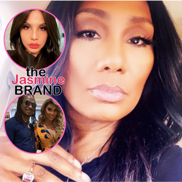 Towanda Braxton Speaks Out After Toni Braxton Slams Tamar's Ex: She's Really Pissed Off, He's Gone Way Too Far