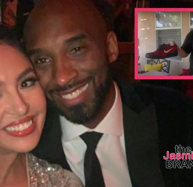 Kobe Bryant Memorabilia Found In Abandoned Storage Locker Has Been Returned To Vanessa Bryant By 'Storage Wars' Star