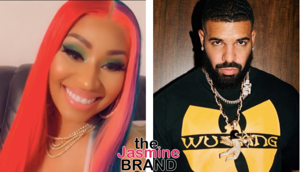 Nicki Minaj & Drake's Alleged Fallout Ends, After She Asks For Playdate On 'Whole Lotta Choppas' Remix [New Music]