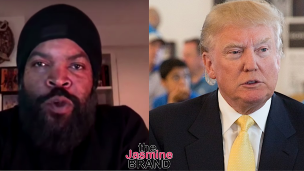 Ice Cube Addresses Trump Administration Controversy: Both Sides Of The Aisle Need To Take This Seriously [VIDEO]