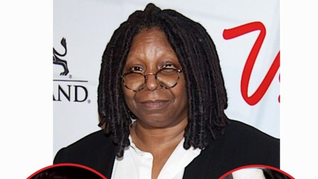 Whoopi Goldberg Is 'Working Diligently' To Make 'Sister Act 3' Happen