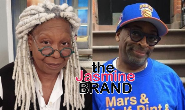 Whoopi Goldberg Says People Didn't Think She Was Black Enough, Recalls Previous Spike Lee Feud:  He Was Upset Because I Didn't Have A Lot Of Black Folks Working For Me