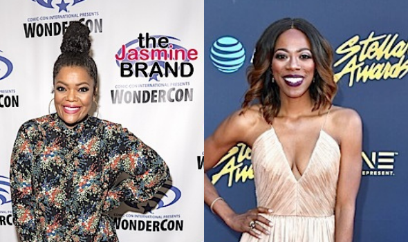 Yvette Nicole Brown & Yvonne Orji To Voice New Netflix Animated Series 'My Dad The Bounty Hunter'