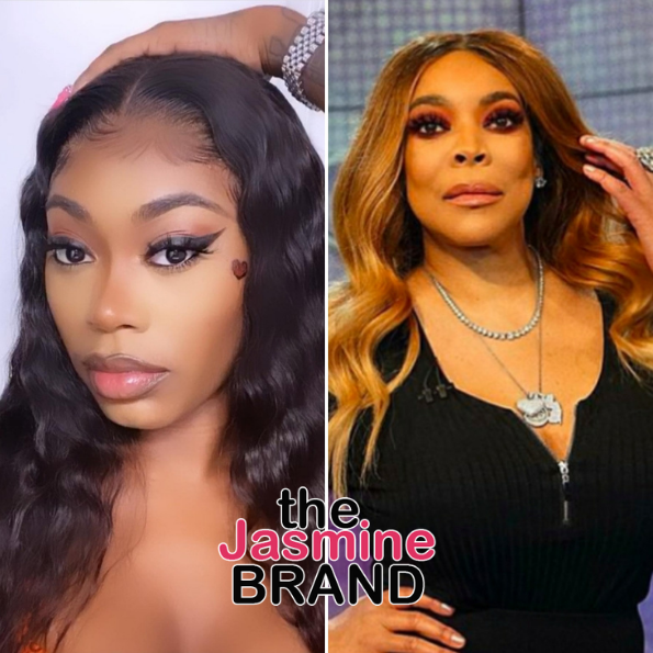 """Asian Doll Lashes Out At Wendy Williams """"You Buy Drugs From Criminals"""", Later Deletes Post"""