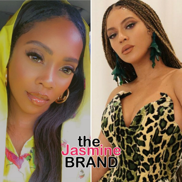 Nigerian Singer Tiwa Savage Publicly Asks Beyonce To Help Support The #EndSARS Protests In Nigeria