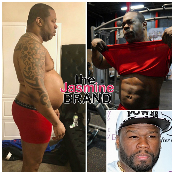 Busta Rhymes Reveals Drastic Weight Transformation + 50 Cent Jokes First, Then Congratulates Him