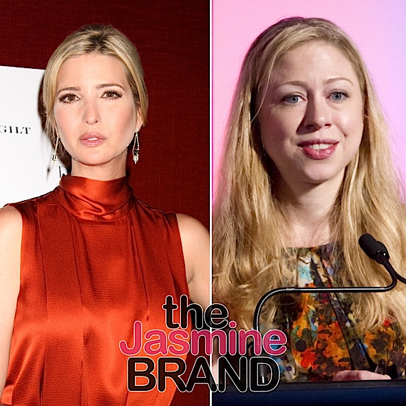 Chelsea Clinton Says She No Longer Speaks to Ivanka Trump: 'I Have No Interest In Being Friends'