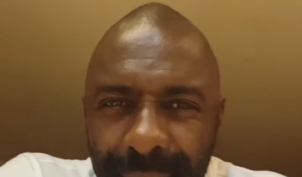Idris Elba Returns To Instagram, Thanks Fans For Support + Says He's Currently Filming A Black Western