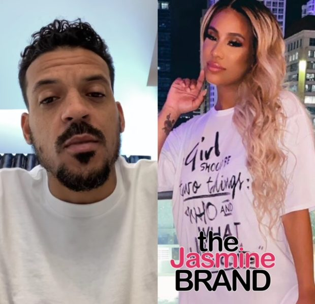 Matt Barnes & Cyn Santana Spark Dating Rumors After Posting Identical Photos