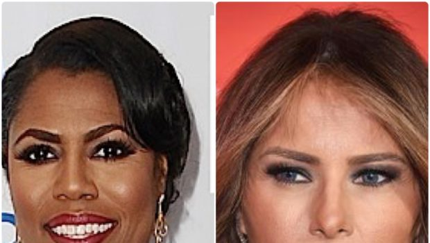 """Omarosa Claims Melania Trump Is Sometimes """"Repulsed"""" By Donald Trump"""