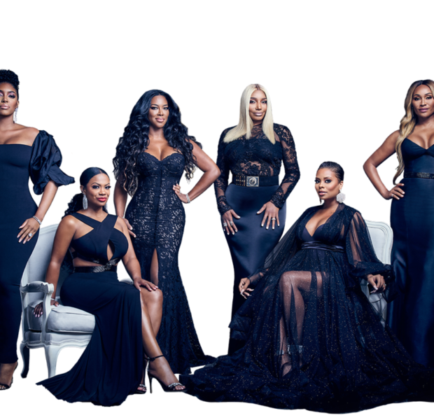 2 Real Housewives of Atlanta Cast Members Allegedly Had Sex With Male Stripper + Multiple Girl-On-Girl Hooking Up Took Place At Cynthia Bailey's Bachelorette Party