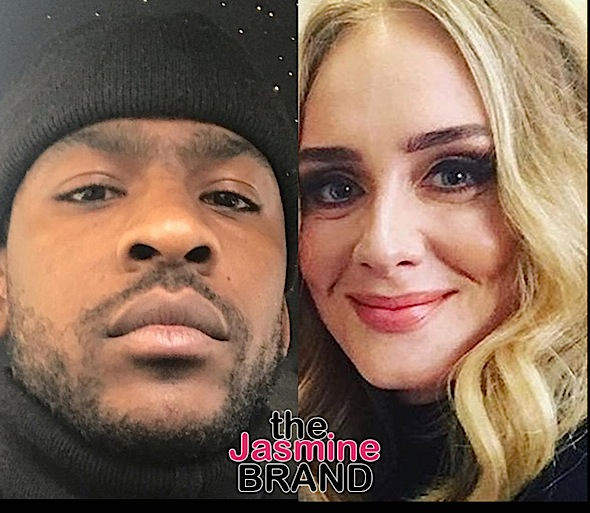 Adele Says She's A 'Single Cat Lady' Amid Rumors She's Dating Skepta