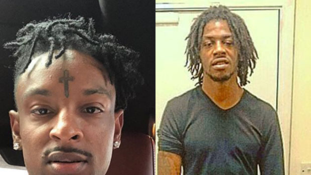 21 Savage – Man Charged With Murdering His Brother TM1way